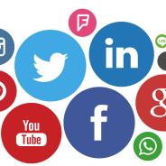 Sección de ElPais dedicada a redes sociales